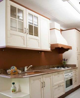 Cocina Modelo 03